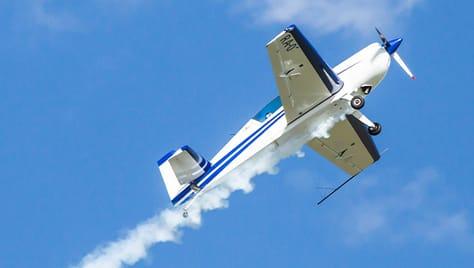 Полет и уроки пилотирования от клуба «Полетаем»